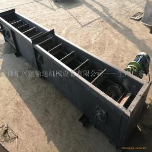 埋刮板输送机 FU链式输送机 刮板机