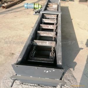 重型板链刮板输送机LjY5刮板输送机图纸