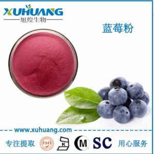 蓝莓果粉-蓝莓粉末全水溶-旭煌厂家果粉