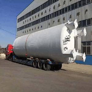 大榆气体-LNG储罐