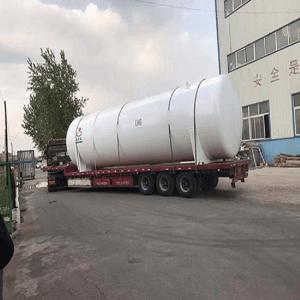 液氧储罐报价液氧储罐厂家制造商