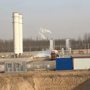 LNG储罐厂家行情