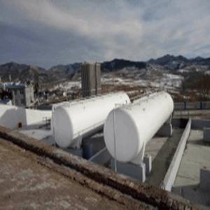 液氧储罐加气站设备-液氧储罐厂家