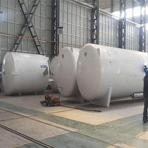液氧储罐生产商液氧储罐