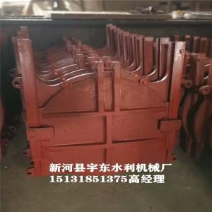 直径1000mm的洞口装多大的闸门