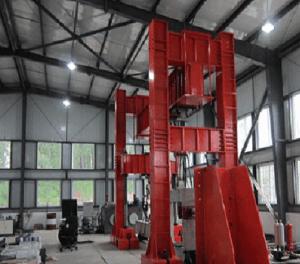 混凝土衬砌管片抗弯试验机技术协议