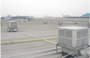 车间降温设备 蒸发式降温换气机组