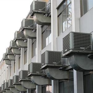 杭州仓库通风降温系统