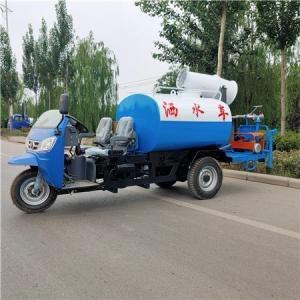 邯郸工地三轮洒水车销售工地雾炮降尘洒水车销售电话 产品图片