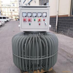 隧道末端电压低专用升压稳压器 380V/400V油浸式大功率增压稳压器