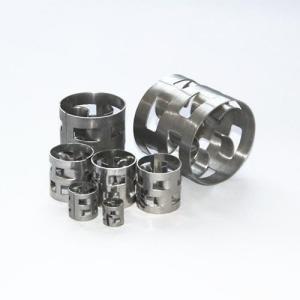 金属散堆填料DN38不锈钢鲍尔环316L鲍尔环填料 产品图片