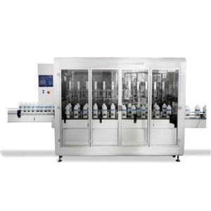 GZ-5L-饮料灌装6头液体半自动灌装机设备