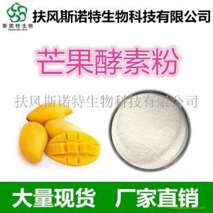 芒果酵素粉 99%发酵原汁喷雾干燥 厂家批发