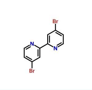 4,4'-二溴-2,2'-联吡啶;CAS:18511-71-2 现货优势供应,量大更优惠