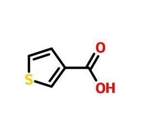 3-噻吩甲酸;3-Thiophenezoic acid;88-13-1;厂家批发,现货供应,价格优惠