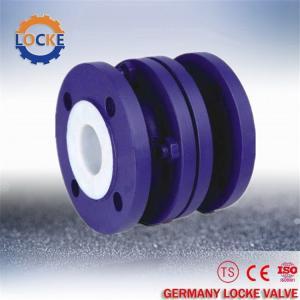 进口衬氟止回阀德国洛克各种参数以及说明 产品图片
