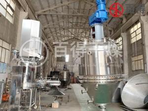 过滤洗涤设备 工业结晶过滤烘干一体机耐腐蚀问题探讨