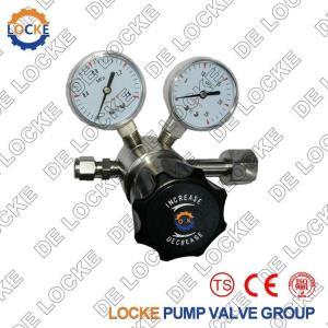进口氧气减压阀工作稳定可靠经久耐用-德国洛克 产品图片