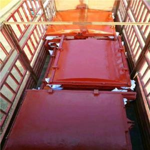 1.8米×1.8m铸铁闸门