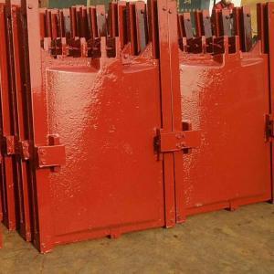 2米的铸铁闸门价格 内蒙古铸铁一体闸门报价