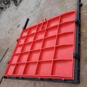双向止水铸铁闸门 平面双向止水铸铁闸门可定制