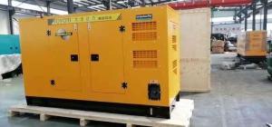 400KW静音柴油发电机组