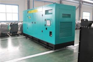 150KW静音柴油发电机组
