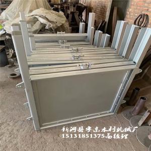 1000*1000不锈钢电动水闸 宇东 渠道不锈钢电动闸门 耐酸碱 可定制