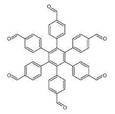 均六(4-醛基苯基)苯 CAS号:1862220-96-9 现货优势供应 科研产品