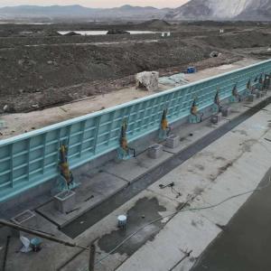 韶关钢坝厂家直销 钢坝闸门启闭机室