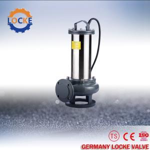 进口无堵塞潜水排污泵价格-德国洛克 产品图片