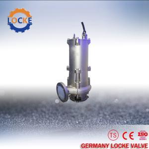 进口不锈钢排污泵-德国洛克 产品图片