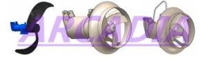 进口潜水推流器(进口品牌) 产品图片