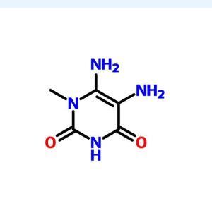 5,6-二氨基-1-甲基 尿嘧 啶   CAS号:6972-82-3