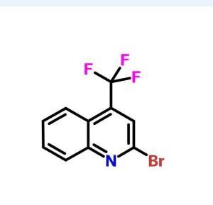 2-溴-4-三氟 甲 基喹 啉    CAS号:590372-17-1