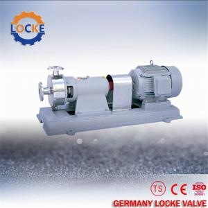 进口均质乳化泵品牌/图片 产品图片