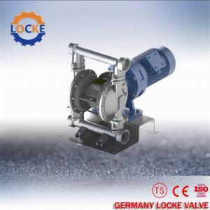 进口不锈钢电动隔膜泵德国洛克 物美价廉值得拥有  产品图片