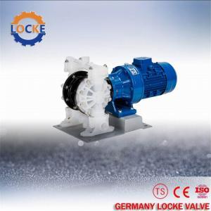 进口氟塑料电动隔膜泵选德国洛克专业生产质量放心 产品图片
