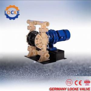 进口塑料电动隔膜泵哪家牌子质量好 德国洛克 产品图片