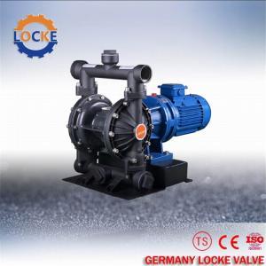 进口铸铁电动隔膜泵德国洛克产品特点 产品图片