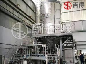 闭式喷雾干燥器 闭式循环喷雾干燥机 闭式循环干燥机