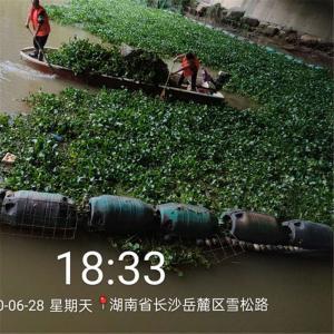 大跨度水电站拦污排安装效果介绍