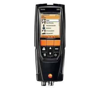 德国德图testo 320烟气分析仪便携 产品图片