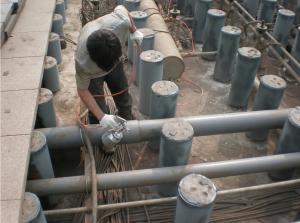 耐海水埋地钢构防腐特种涂料ZS-711耐温400度 产品图片