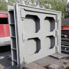 热喷锌钢制闸门厂家