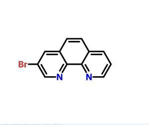3-溴-1,10-菲罗啉;CAS:66127-01-3 高校及科研单位先发货后付款