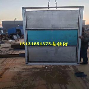 DLZ铝合金叠梁门 Q235B碳钢叠梁钢制闸门 不锈钢304叠梁闸规格型号
