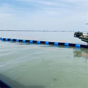 湖面水草杂物拦截浮体柏泰定制批发