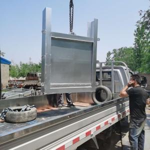 一体式钢制闸门 平板钢制闸门特色