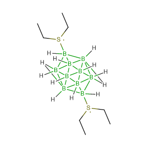 科研用现货供应 硼十氢十二双乙基硫醚 CAS:32124-79-1
